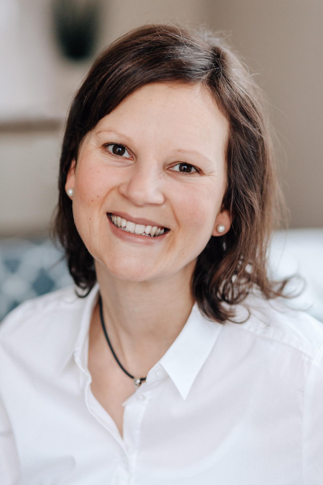 Portrait Kirsten Wagner