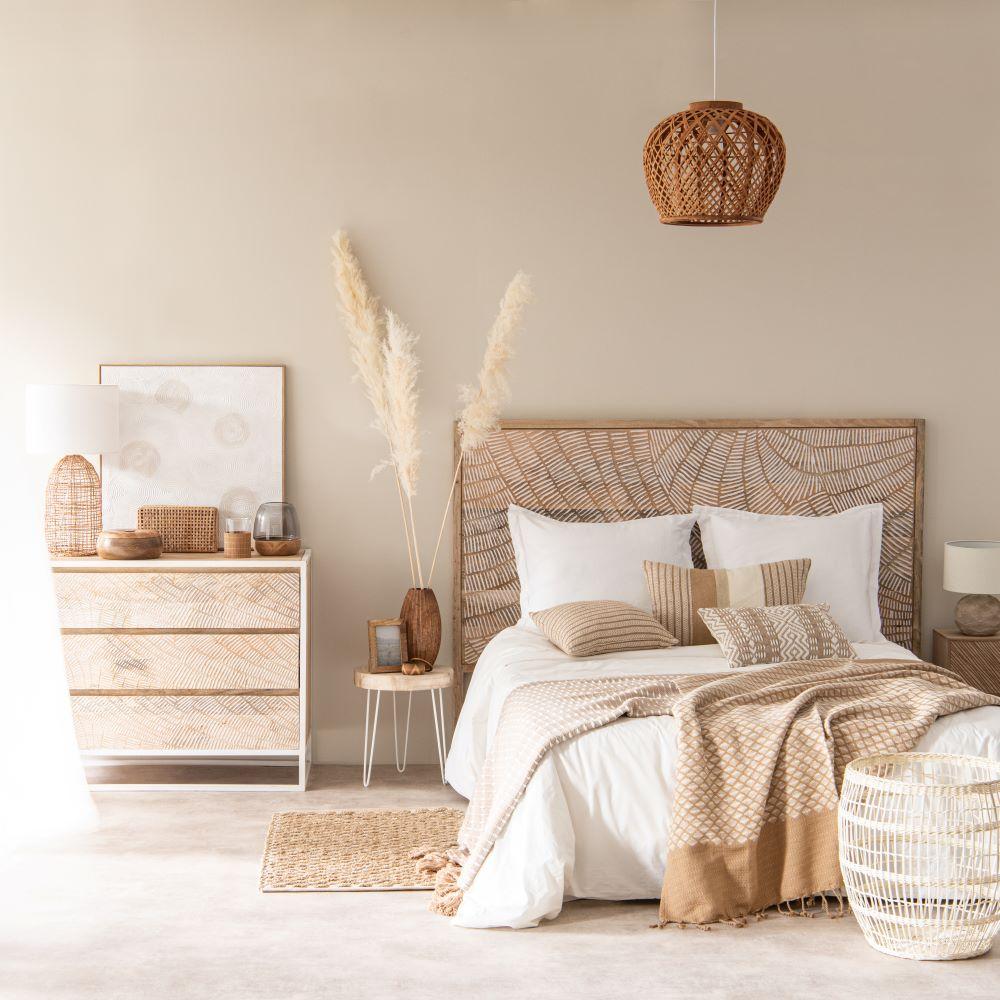 Wie Farben wirken: Beige   Schlafzimmer in Beigetönen
